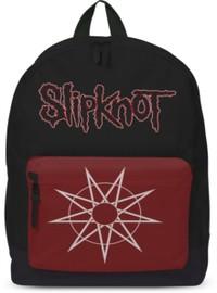 Slipknot: Slipknot wanyk star red (classic rucksack)