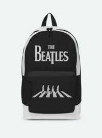 Beatles: Beatles abbey road b/w (classic rucksack)