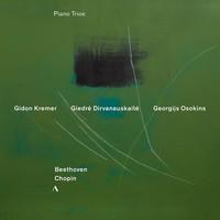 Dirvanauskaite, Giedre: Piano trios