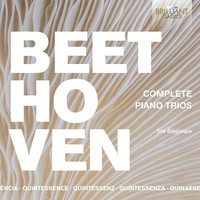 Beethoven, Ludwig van: Quintessence Beethoven - complete piano trios