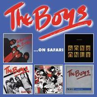 The Boys: The boys on safari