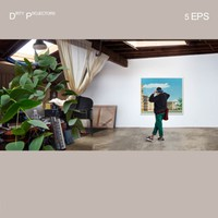 Dirty Projectors: 5eps (crystal clear coloured)