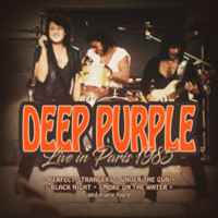 Deep Purple: Live in paris 1985