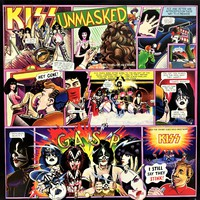 Kiss : Unmasked