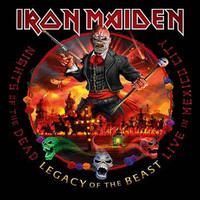 Iron Maiden: Nights Of The Dead, Legacy Of The Beast: Live in Mexico City