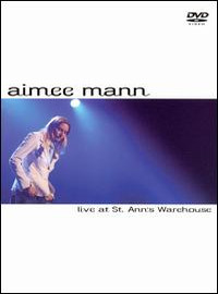 Mann, Aimee: Live at Ann´s warehouse -cd+dvd