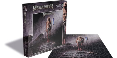 Megadeth: Countdown to extinction (500 piece jigsaw puzzle)