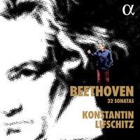 Beethoven, Ludwig van: 32 sonatas (17 lp version)