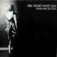 Adam And The Ants: Dirk Wears White Sox
