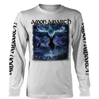 Amon Amarth: Raven's flight (white)