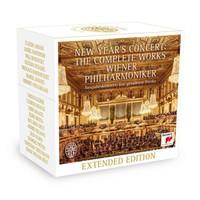 Wiener Philharmoniker: New Year's Concert: the Complete Works