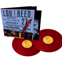 Reed, Lou: Lou reed live at alice tully hall january 27, 1973 - 2nd show