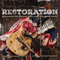 Various Artists: Restoration: the songs of elton john and bernie taupin