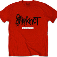 Slipknot: WANYK