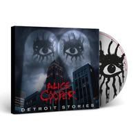 Cooper, Alice: Detroit Stories