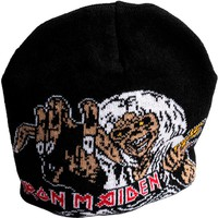Iron Maiden: Number of the beast (beanie)