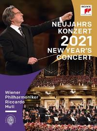 Wiener Philharmoniker: New Year's Concert 2021