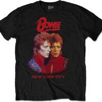 Bowie, David: New York City