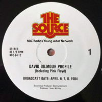 Gilmour, David: The Source