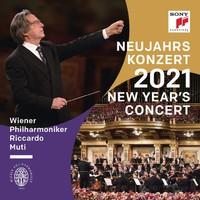 Wiener Philharmoniker / Muti, Riccardo : New Year's Concert 2021