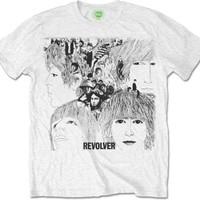 Beatles: Revolver Album Cover