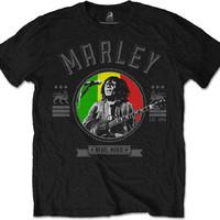 Marley, Bob: Rebel Music Seal