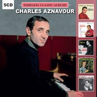Aznavour, Charles: Timeless Classic Albums