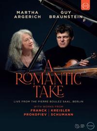 Argerich, Martha: A Romantic Take