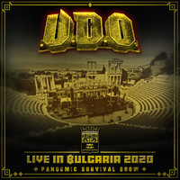 UDO: Live in Bulgaria 2020 - Pandemic Survival Show