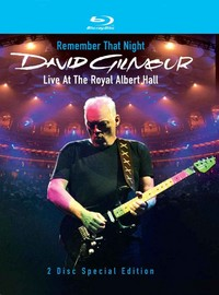 Gilmour David: Remember That Night