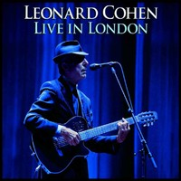 Cohen, Leonard: Live in London