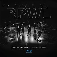 Rpwl : God Has Failed - Live & Personal