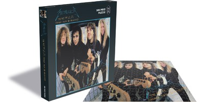 Metallica : The $5.98 e.p. - garage days re-revisited (500 piece jigsaw puzzle)