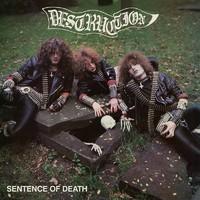 Destruction: Sentence Of Death (US cover)