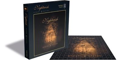 Nightwish: Human nature (500 piece jigsaw puzzle)