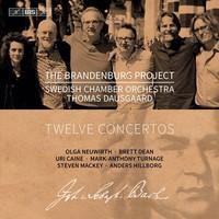 V/A: The brandenburg project