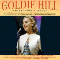 Hill, Goldie: Goldie Hill collection 1952-62