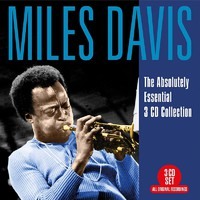 Davis, Miles: Absolutely essential - 3cd collection