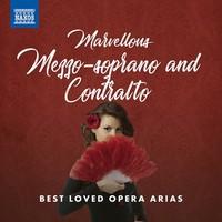 V/A: Marvellous mezzo-soprano and contralto: best loved opera arias