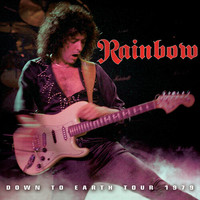 Rainbow: Down to earth tour 1979