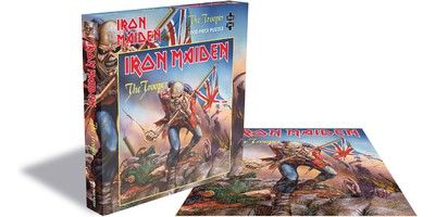 Iron Maiden: The trooper (1000 piece jigsaw puzzle)