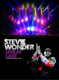 Wonder, Stevie: Live at last