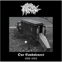 Old Funeral : Our Condolences 1988-1992