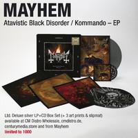Mayhem: Atavistic Black Disorder / Kommando