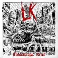 LIK (death metal): Misanthropic Breed