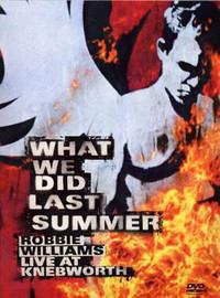 Williams, Robbie: What we did last summer