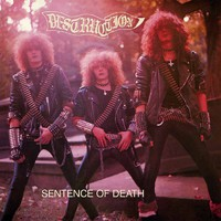 Destruction: Sentence Of Death (Euro cover)
