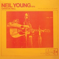 Young, Neil: Carnegie Hall 1970