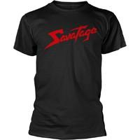 Savatage: Red logo
