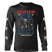 Clutch: Elephant (black)